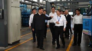 President Xi inspects Jiangxi Province in E China