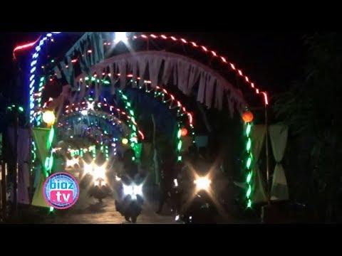 meriahnya-tradisi-perayaan-ketupat-malam-&-kampung-lampion-di-trenggalek---bioztv.id