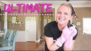 ULTIMATE CLEAN WITH ME | ALL DAY CLEAN WITH ME