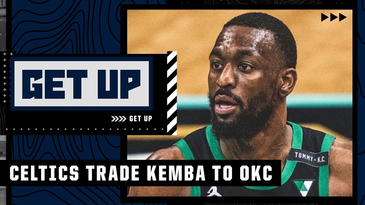 Celtics Trade Kemba Walker, Picks to Thunder for Al Horford, Moses ...