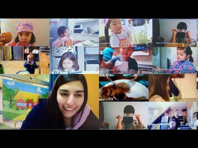 Actividades realizadas en la Semana de Bienestar - Colegio Pumahue Puerto Montt
