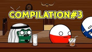 Countryballs Compilation - #3
