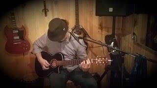 Layla - Eric Clapton - Acoustic Guitar & Cajón Live Loop Cover