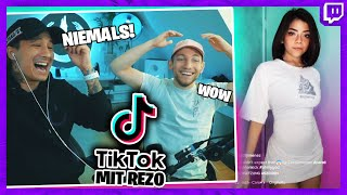JU x REZO reagieren auf TIKTOK | Julien Bam Twitch Highlight