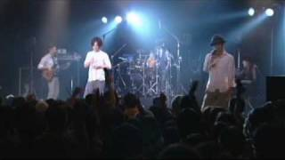 "Brownsugar LIVE ""足跡Remix""  eo Music try 2009  BIGCAT"