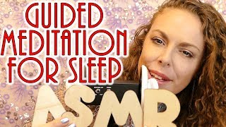 ASMR Guided Meditation For Sleep & Relaxation – Binaural 3Dio Ear to Ear Whisper