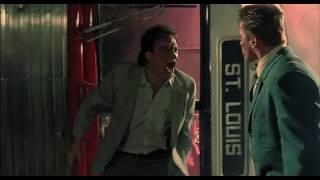 ДУРАК! САМ ДУРАК, ПОШЕЛ ТЫ НА*УЙ СО СВОИМ ВИКТОРОМ! - Красная жара (1988)