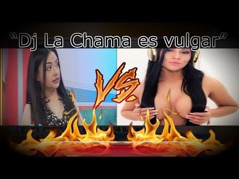 La Shanty llama a Dj La Chama vulgar en El Show del Mediodía