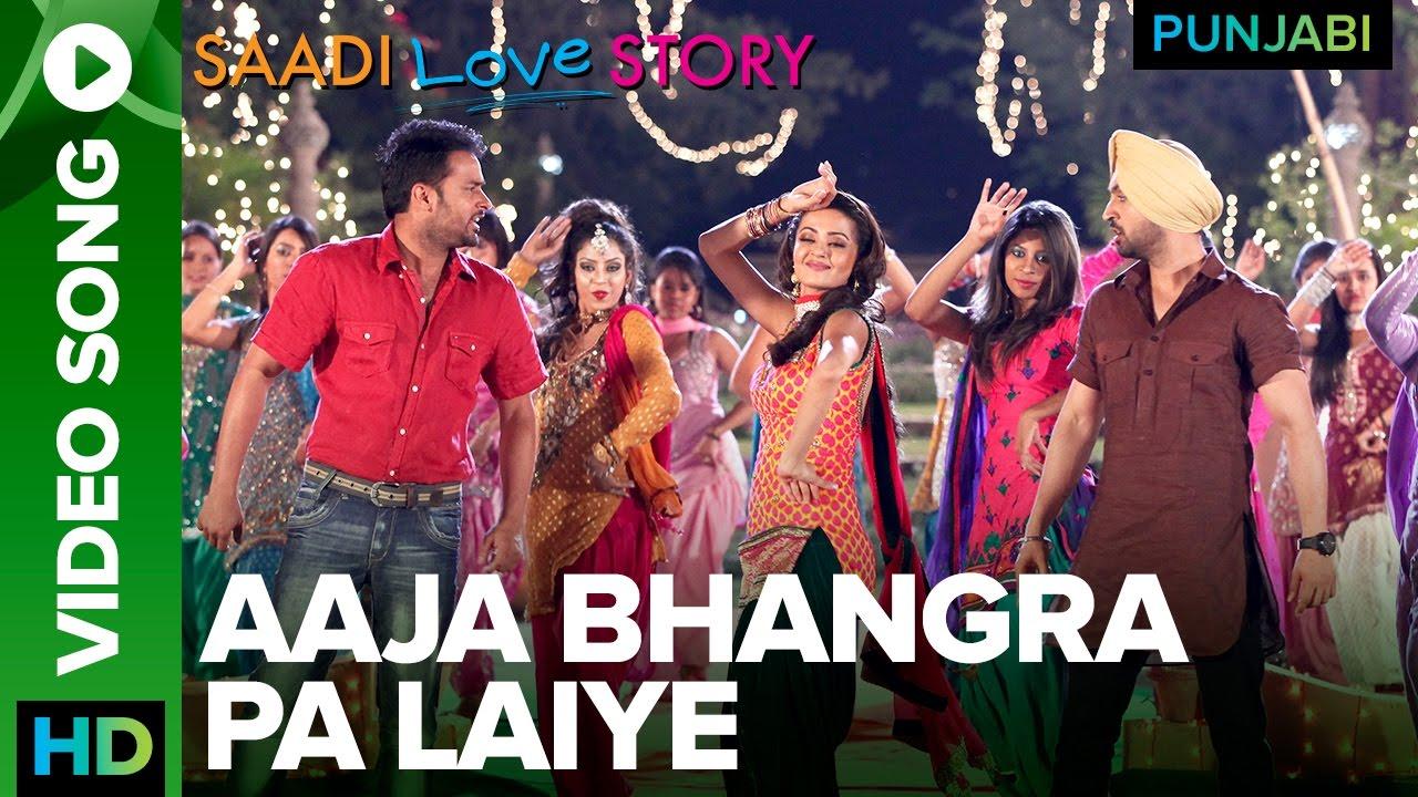 aaja bhangra pa laiye mp4 video