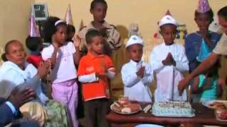 HAPPY BIRTHDAY SONG(ሩሑስ በዓል...