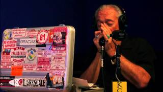 "Ben Harper And Charlie Musselwhite performing ""We Can't End This Way"" Live on KCRW"