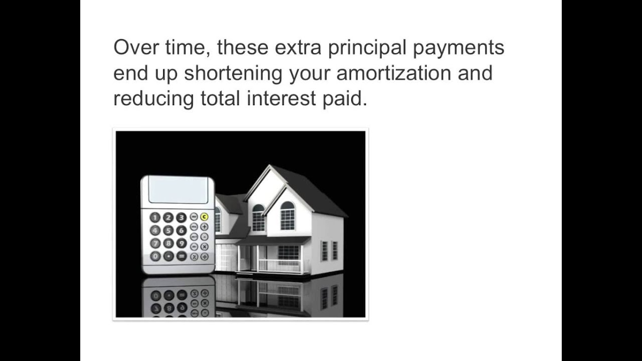 what happens if you overpay your mortgage