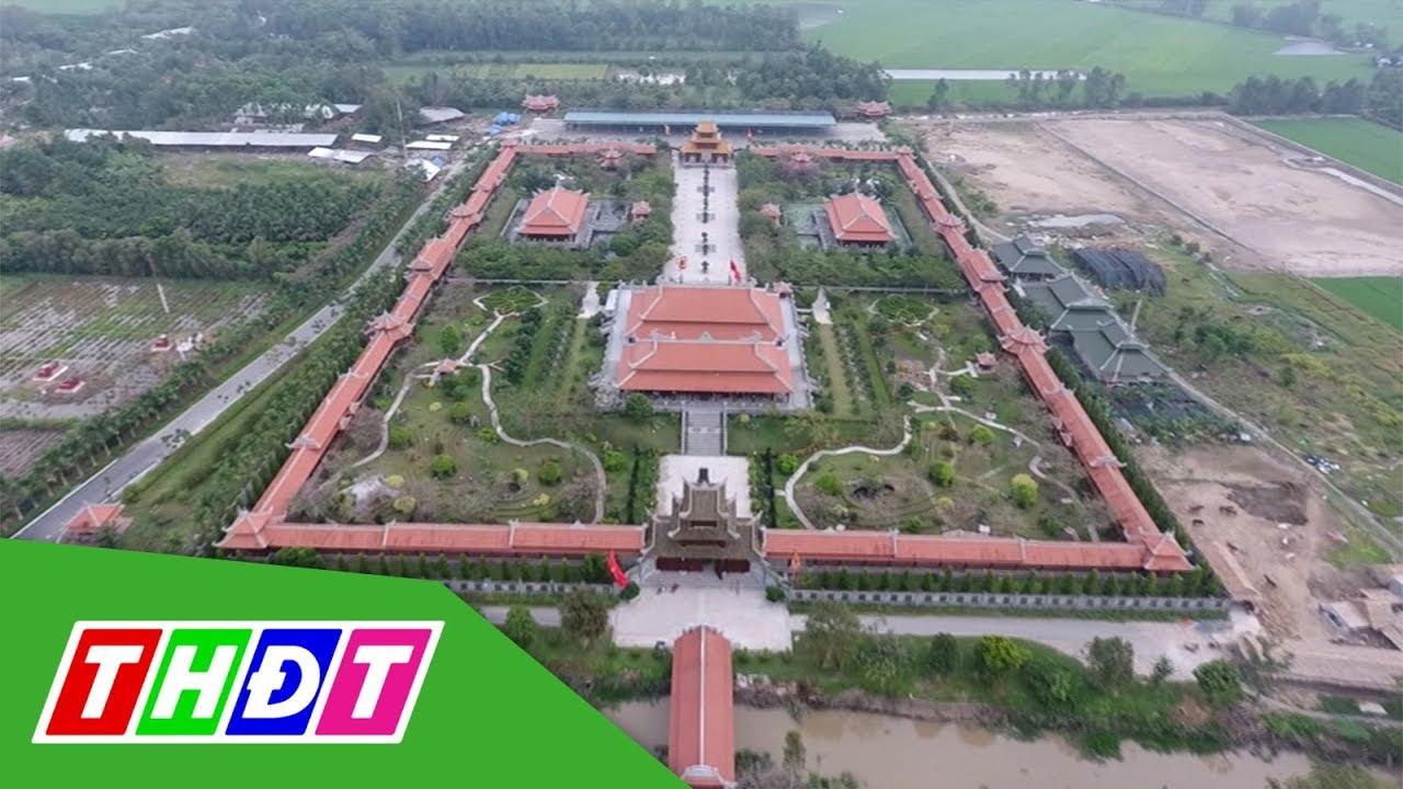 Khu du lịch văn hóa Phương Nam (Lấp Vò) là điểm du lịch tiêu biểu ĐBSCL | THDT