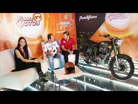 ROYAL ENFIELD | Pasión por lo clásico con tecnología - Feria 2 Ruedas 2016
