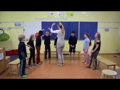 Fresh Ups: Hands up  - Übung zur Aktivierung der Schüler (Grundschule)