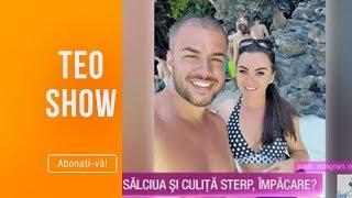 Teo Show (19.09.2019) - Carmen de la Salciua si Culita Sterp, impacare