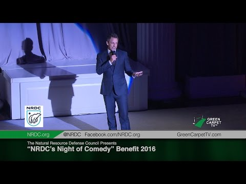 "The Natural Resource Defense Council's ""Night Of Comedy"" Benefit 2016"