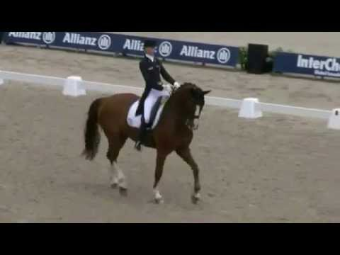 Dressage:  // Fight Song \\