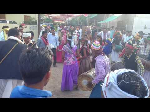 MARRIAGE ADIVASI DANCE IN GADCHIROLI DISTRICT