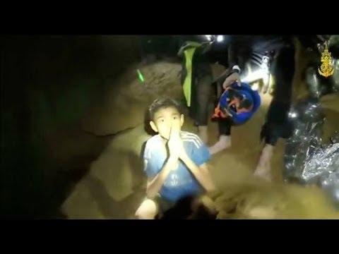 Caverna da Tailândia: Meninos foram sedados para resgate
