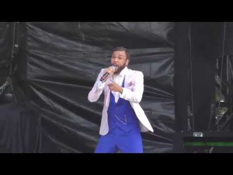 Jidenna Long Live the Chief 2015 ACL Music Festival
