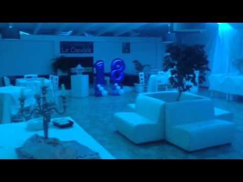 Le Candele Palermo.La Location Le Candele Lounge Bar Palermo Via Faraone N 12