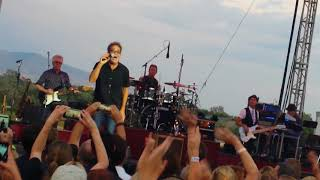 Huey Lewis and The News, Heart and Soul - At the Western Idaho Fair...
