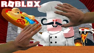 Realistic Roblox - ROBLOX ESCAPE THE PIZZERIA ! (ROBLOX PIZZERIA)