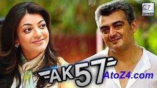 Thala 57 / AK 57 Official Trailer 2017 | Ajith, Kajal Aggarwal & Akshara Haasan | Siva |