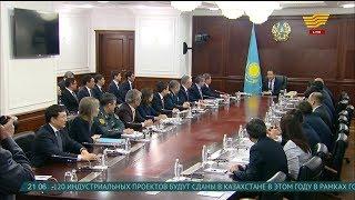Бакытжан Сагинтаев сообщил об отставке Правительства