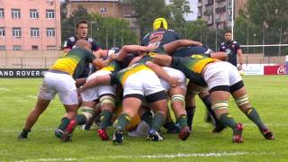 U20 HIGHLIGHTS: South Africa clinch last minute draw with France