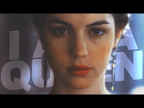 ♔ [Mary Stuart] - I AM A QUEEN.