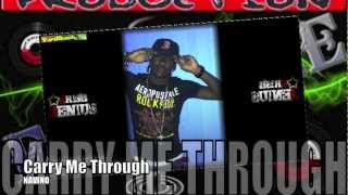 Navino - Carry Me Through (Raw) June 2012
