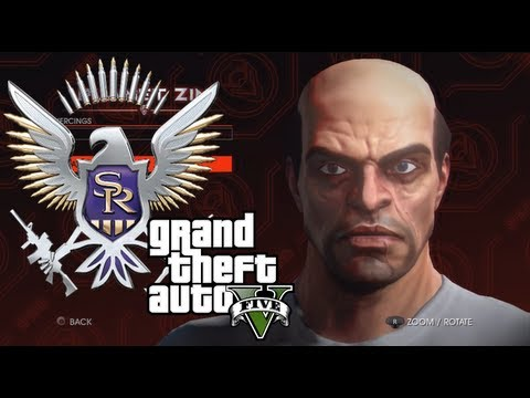 Michael Gta V Saints Row Iv Marcusgarlick