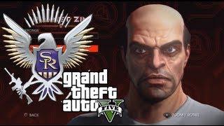 Trevor GTA V - Saints Row IV - MarcusGarlick
