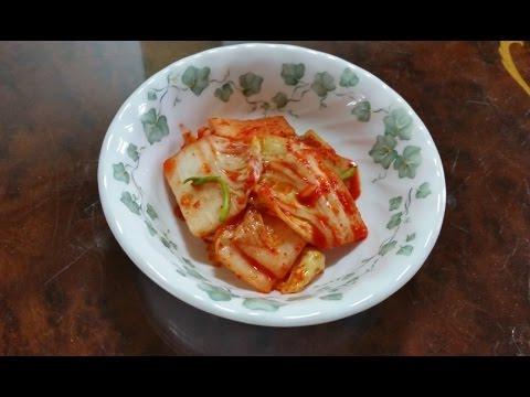 Bagaimana cara membuat Kimchi