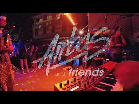 Airbas & Friends - Live @ new nOrmal - 23 June 2017