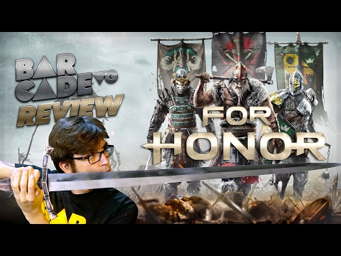 REVIEW For Honor