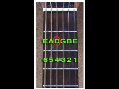 Tuning Guitar (Standard Tuning EADGBe)