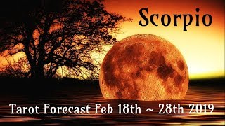 scorpio dont let the past back in feb 18th 28th