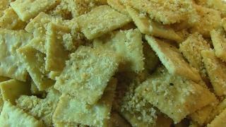 Betty's Italian-Seasoned Saltine Minis