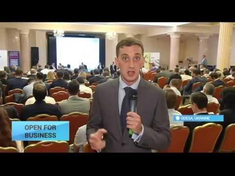 Odessa Financial Forum Opens: Venue for Ukrainian and international investors kicks off in port city