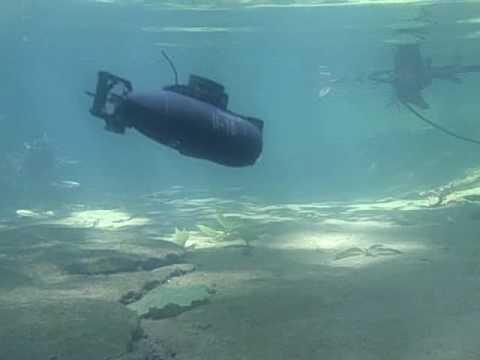 Underwater Video Rc Submarine U 16 Micro Sub Youtube