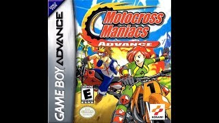 Motocross Maniacs | Gameboy Advance #VenomLiebtEuch