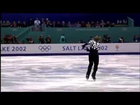 Алексей Ягудин Короткая программа на олимпиада в Солт Лейк Сити (2002 )