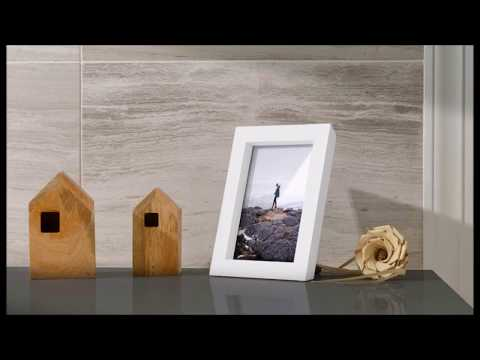 PowerPic Photoframe with  Wireless Charger from twelvesouth