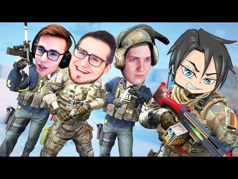 ЛЮТЫЙ ММ С COFFI, ZERNOVKA и REDDER  в Counter-Strike: Global Offensive