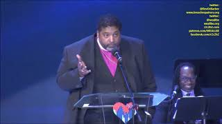 REv. William BarBEr Channels His INner Baba Dick GREgory & Go H.A.M. On PREs. Donald Trump