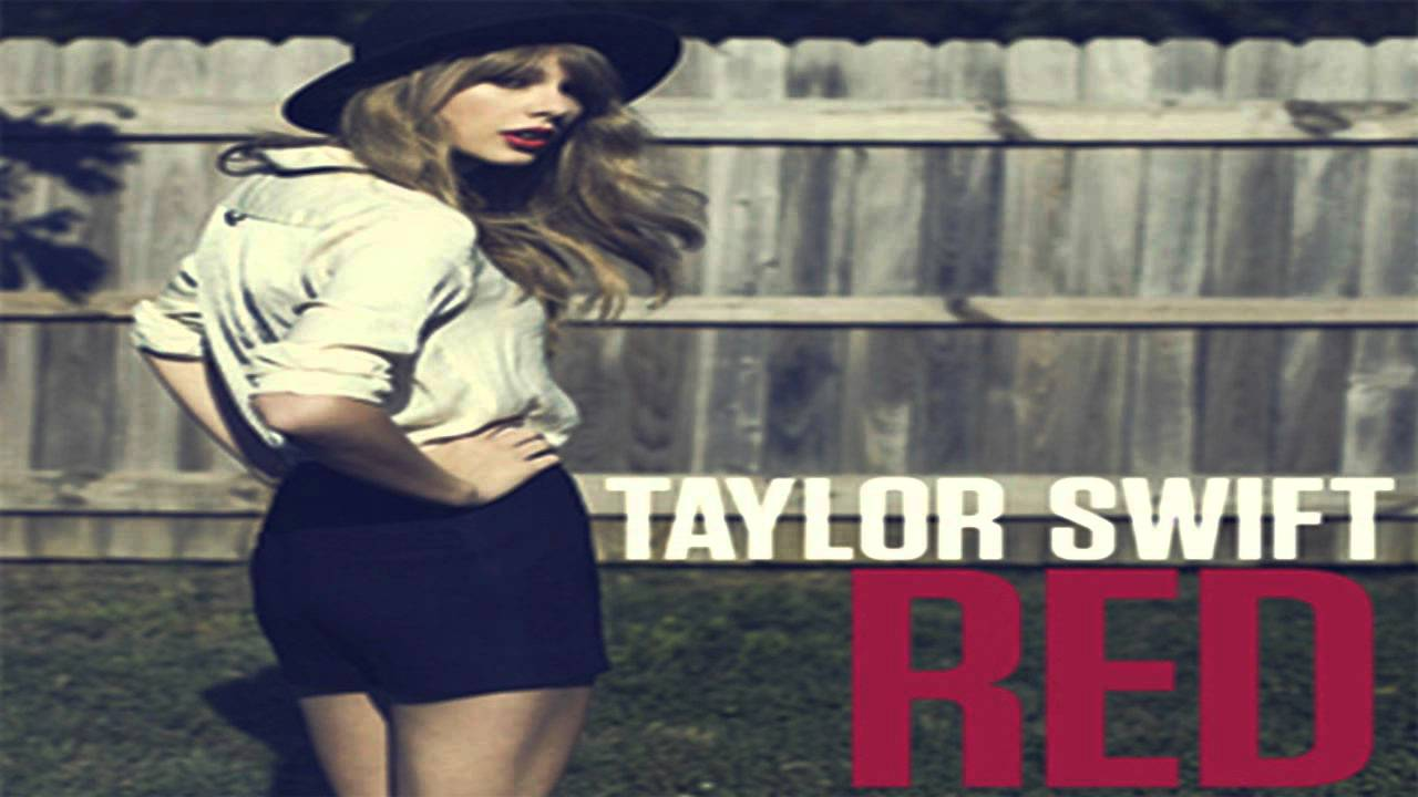 taylor swift - red (song) - youtube