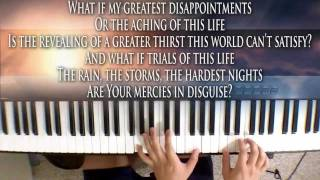 Laura Story - Blessings Piano Cover